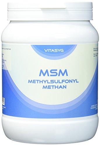 Vitasyg MSM Pulver 99.9 Prozent Reinheitsgrad