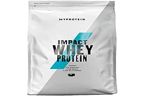 Myprotein Impact Whey Protein Unflavoured 1000g