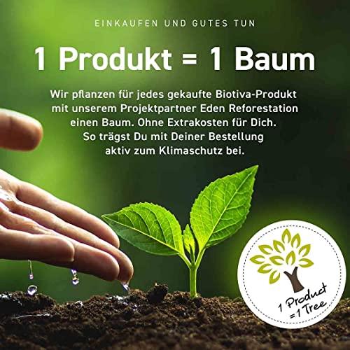 Biotiva OPC Traubenkernextrakt Pulver 100g 95% OPC - 4