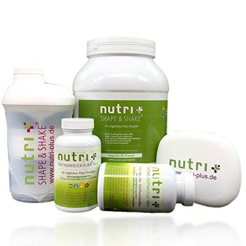 Nutri-Plus Stoffwechselkur Premium Paket