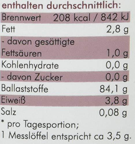 Manako prebiotic Psyllium Flohsamenschalen 250g - 3