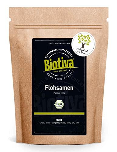 Biotiva Flohsamen 1000g