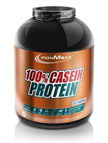 Ironmaxx Casein-Protein 2000g