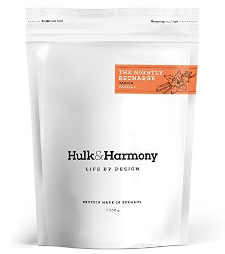 Hulk&Harmony 500g Casein Protein