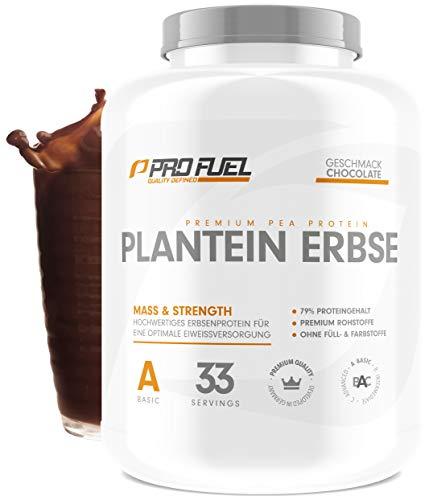 Profuel Erbsenprotein Isolat 1000g