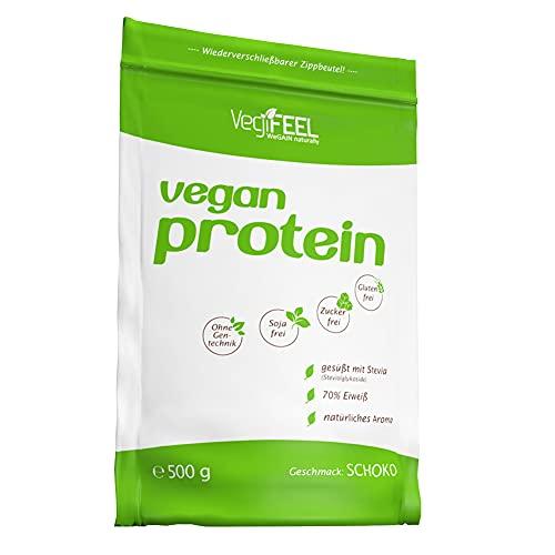 VegiFEEL Vegan Protein 500g