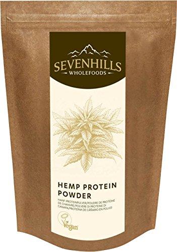 Sevenhills Wholefoods Hanfprotein Pulver1000g