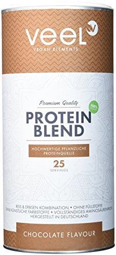 Veel Vegan Protein Mix aus Erbsenprotein und Reisprotein 750g