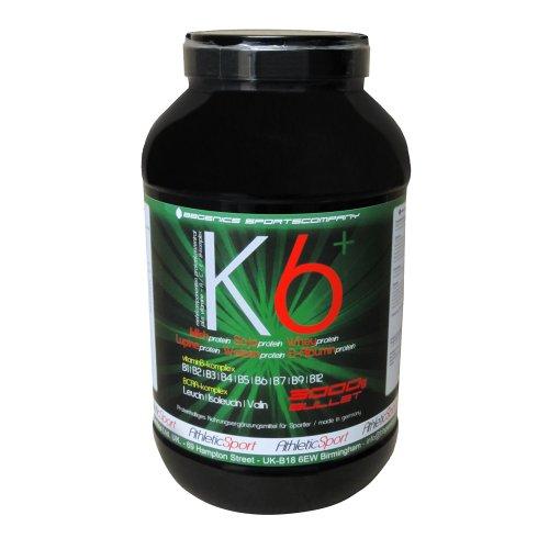 BBGenics K6 Mehrkomponenten Protein 3000g