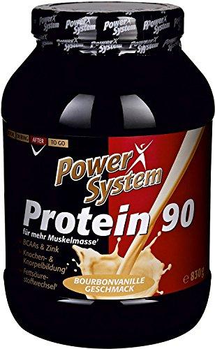Power System Mehrkomponenten Protein 830g