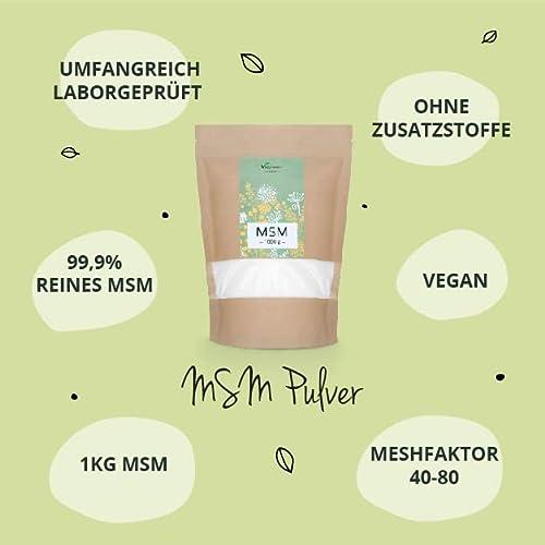 Vegavero MSM Pulver - 5