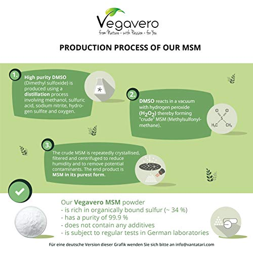Vegavero MSM Pulver - 4