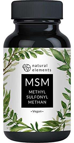 Natural Elements 365 MSM Kapseln