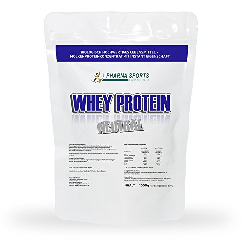 Pharmasports Whey Protein Neutral 1000g